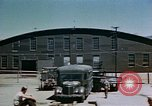 Image of radar installation White Sands New Mexico USA, 1946, second 11 stock footage video 65675047462