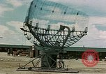 Image of radar equipment New Mexico United States USA, 1946, second 1 stock footage video 65675047472