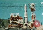 Image of Titan missile Denver Colorado USA, 1958, second 1 stock footage video 65675047478