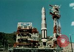 Image of Titan missile Denver Colorado, 1958, second 3 stock footage video 65675047478