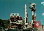 Image of Titan missile Denver Colorado USA, 1958, second 4 stock footage video 65675047478