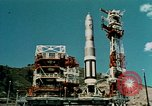 Image of Titan missile Denver Colorado USA, 1958, second 11 stock footage video 65675047478