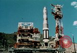 Image of Titan missile Denver Colorado USA, 1958, second 12 stock footage video 65675047478