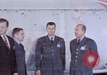 Image of air force officers Denver Colorado USA, 1958, second 1 stock footage video 65675047479
