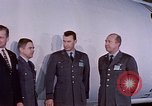 Image of air force officers Denver Colorado USA, 1958, second 2 stock footage video 65675047479