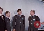Image of air force officers Denver Colorado USA, 1958, second 3 stock footage video 65675047479