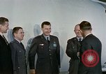 Image of air force officers Denver Colorado USA, 1958, second 8 stock footage video 65675047479