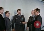 Image of air force officers Denver Colorado USA, 1958, second 9 stock footage video 65675047479
