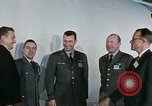 Image of air force officers Denver Colorado USA, 1958, second 11 stock footage video 65675047479
