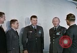 Image of air force officers Denver Colorado USA, 1958, second 12 stock footage video 65675047479