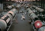 Image of Titan missile production line Denver Colorado USA, 1958, second 5 stock footage video 65675047480