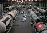 Image of Titan missile production line Denver Colorado USA, 1958, second 6 stock footage video 65675047480