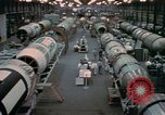 Image of Titan missile production line Denver Colorado USA, 1958, second 11 stock footage video 65675047480