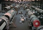Image of Titan missile production line Denver Colorado USA, 1958, second 12 stock footage video 65675047480
