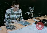 Image of technician Denver Colorado USA, 1958, second 2 stock footage video 65675047485
