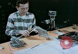 Image of technician Denver Colorado USA, 1958, second 4 stock footage video 65675047485