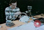 Image of technician Denver Colorado USA, 1958, second 5 stock footage video 65675047485