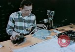 Image of technician Denver Colorado USA, 1958, second 7 stock footage video 65675047485