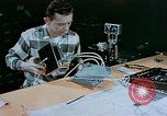 Image of technician Denver Colorado USA, 1958, second 8 stock footage video 65675047485