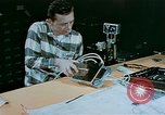 Image of technician Denver Colorado USA, 1958, second 10 stock footage video 65675047485