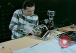 Image of technician Denver Colorado USA, 1958, second 11 stock footage video 65675047485