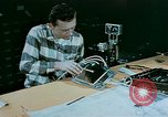 Image of technician Denver Colorado USA, 1958, second 12 stock footage video 65675047485