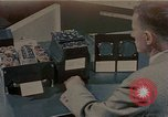 Image of Bendix keyboard United States USA, 1958, second 1 stock footage video 65675047489
