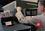 Image of Bendix keyboard United States USA, 1958, second 6 stock footage video 65675047489