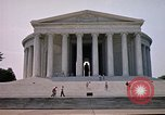 Image of Jefferson Memorial Washington DC USA, 1962, second 6 stock footage video 65675047501