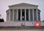 Image of Jefferson Memorial Washington DC USA, 1962, second 10 stock footage video 65675047501