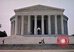 Image of Jefferson Memorial Washington DC USA, 1962, second 12 stock footage video 65675047501
