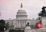 Image of United States Capitol Washington DC USA, 1962, second 1 stock footage video 65675047502