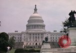 Image of United States Capitol Washington DC USA, 1962, second 2 stock footage video 65675047502