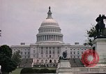 Image of United States Capitol Washington DC USA, 1962, second 6 stock footage video 65675047502