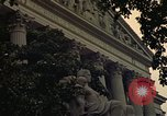 Image of National Archives Building Washington DC USA, 1962, second 3 stock footage video 65675047506
