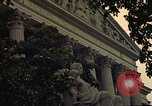 Image of National Archives Building Washington DC USA, 1962, second 4 stock footage video 65675047506