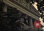 Image of National Archives Building Washington DC USA, 1962, second 5 stock footage video 65675047506
