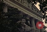 Image of National Archives Building Washington DC USA, 1962, second 7 stock footage video 65675047506