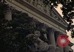 Image of National Archives Building Washington DC USA, 1962, second 8 stock footage video 65675047506