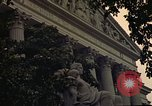Image of National Archives Building Washington DC USA, 1962, second 11 stock footage video 65675047506