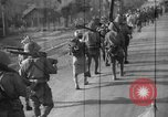 Image of Japanese troops on the Road to Mandalay Burma, 1942, second 10 stock footage video 65675047519