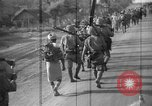 Image of Japanese troops on the Road to Mandalay Burma, 1942, second 11 stock footage video 65675047519