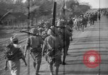 Image of Japanese troops on the Road to Mandalay Burma, 1942, second 12 stock footage video 65675047519