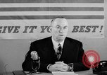 Image of Donald M Nelson Washington DC USA, 1943, second 7 stock footage video 65675047521