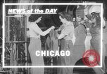 Image of women war worker fashions Chicago Illinois USA, 1943, second 7 stock footage video 65675047522