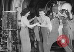 Image of women war worker fashions Chicago Illinois USA, 1943, second 8 stock footage video 65675047522