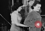Image of women war worker fashions Chicago Illinois USA, 1943, second 10 stock footage video 65675047522