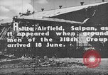 Image of Captured Japanese airfield in World War II Aslito Airfield Saipan Mariana Islands, 1944, second 2 stock footage video 65675047536