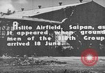Image of Captured Japanese airfield in World War II Aslito Airfield Saipan Mariana Islands, 1944, second 3 stock footage video 65675047536