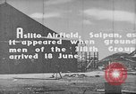 Image of Captured Japanese airfield in World War II Aslito Airfield Saipan Mariana Islands, 1944, second 8 stock footage video 65675047536